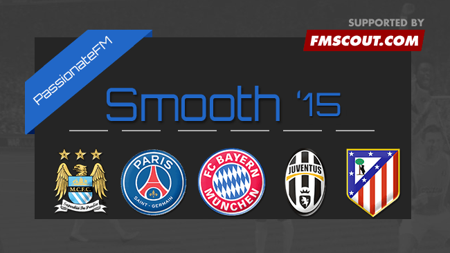 FM 2015 Logopacks - Smooth'15 Logos + New Update 2.0