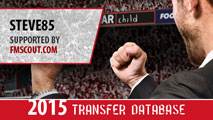 TheFMEditor FM 2015 Transfer Update FINAL UPDATE. THANK YOU EVERYONE....