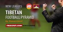 Tibetan Football Pyramid for FM15