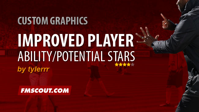 FM 2015 Misc Graphics - tylerrr's Improved Player Ability/Potential Stars