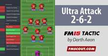 Ultra Attacking 4-1-3-2