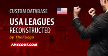 USA Leagues Reconstructed