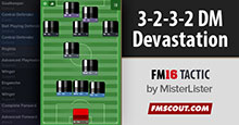 3-2-3-2 DM Devastating Total Football by MisterLister