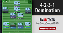 4-2-3-1 Ultimate Domination