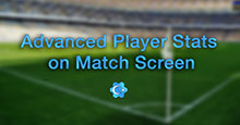 FM16 Mod - Advanced Player Stats