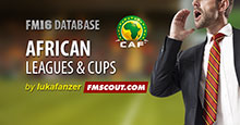 CAF African Competitions 16.3
