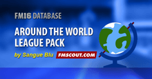 Around The World Leagues Megapack for FM16 by Sangue Blu