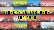 Debski's Backgrounds for FM16