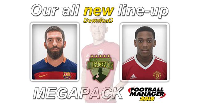 DF11 Faces Megapack & Updates