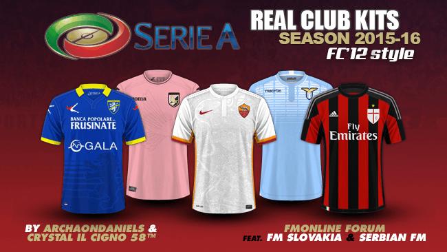 FM 2016 Club Kits - Italy Serie A kits 2015 16 23bfad542