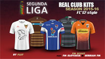 Portugal Segunda Liga kits 2015/16 (update v1.1)