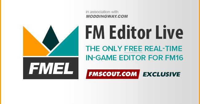 FM Editor Live 2016 | FM Scout
