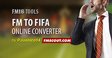 FM to FIFA Online Converter