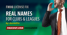 Football Manager 2016 Real Names License Fix