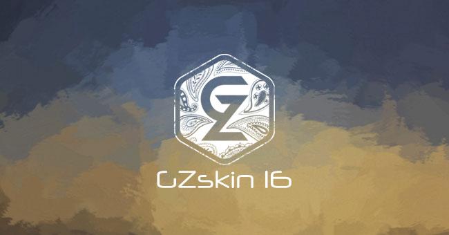GZskin16 v8.3 gold