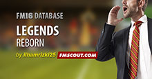 Legends Reborn FM16