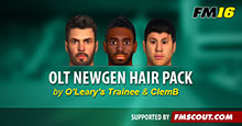 OLT Newgen Hair Pack for FM16