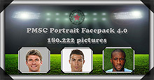 PMSC Portrait & Icon Facepack 4.18 - 211.374 pictures