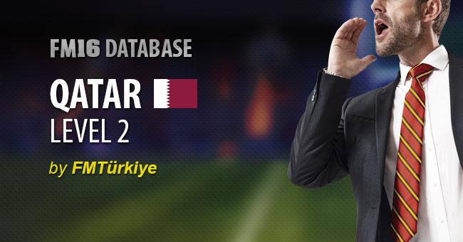 Rich Qatar Teams (FM2016) Qatar-level-2-fm16