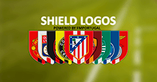 Shield Logos Megapack by FMPortugal