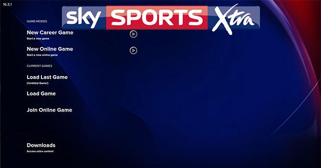 Sky Sports FM16 Skin