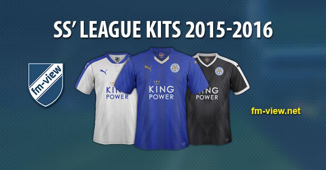 SS' League Kits 2015-2016