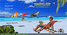 Holiday Skin '16