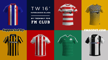 TW'15 kits - Superleague Ellada 2015/16
