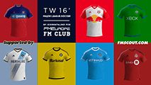 TW'15 kits - Major League Soccer 2015/16