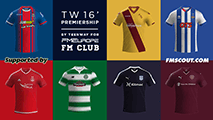 TW'15 kits - Scottish Premiership 2015/16