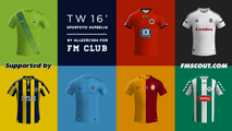 TW'15 kits - Turkish Sportoto SüperLig 2015/16
