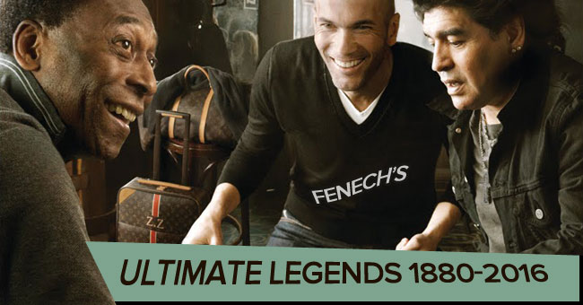 FM 2016 Fantasy Scenarios - Ultimate Legends and Stars 1880-2016