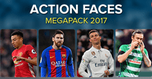 Action Facepack 2017 by carlosfierro