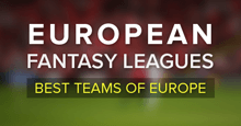European Fantasy Leagues for FM17