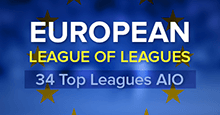 European League Of Leagues Pyramid FM17