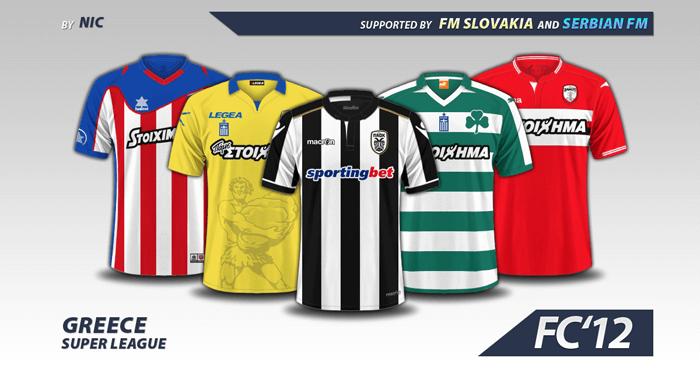 Greece Superleague 2016/17 | FM Scout