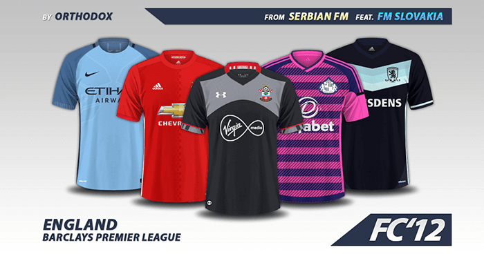 c0d0cd8686f Premier League 2016/17 kits confirmed so far Sport Galleries ...