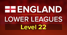 FM 2017 England Lower Leagues to Level 22