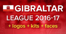 FM17 Gibraltar League 2016-17 Updated SI Version