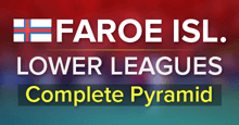 FM17 Faroe Islands - The Complete Pyramid
