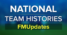 FM17 Real National Team Histories by FMUpdates