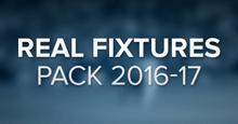FM 2017 Real Fixtures Pack 2016-17 (updated 13.11)
