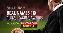 Football Manager 2017 Real Names License Fix