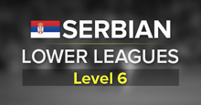 FM17 Serbian Lower Leagues (Level 6)