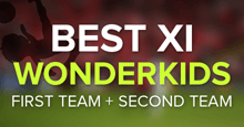 Football Manager 2017 Best XI Wonderkids Shortlist