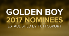 Golden Boy 2017 Nominees FM17 Shortlist