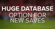 Huge Database Addon for FM17