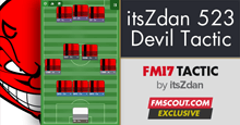 itsZdan 5-2-3 Devil Tactic 17.2
