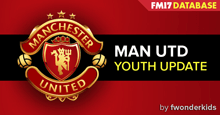 Man Utd FM 2017 Youth Update