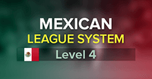 Mexico 4-tier League System for FM17